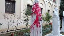 Βαμδαλισμοί στη Μητρόπολη Θεσσαλονίκης