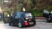Τροχαίο: Ένας νεκρός και τρεις τραυματίες στη λεωφ.Αθηνών-Σουνίου