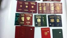 πλαστά διαβατήρια