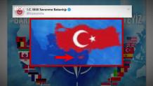 Χάρτης Τουρκίας