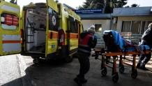 νοσοκομείο Σωτηρία ασθενοφόρο