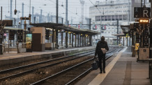 Σιδηροδρομικός σταθμός Γκαρ ντε Λιόν