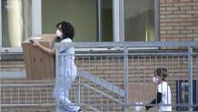 Νοσοκομείο στην Ιταλία