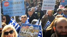 Συλλαλητήριο ομογενών στη Νέα Υόρκη
