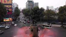 διαμαρτυρία φενινιστριών στο Μεξικό