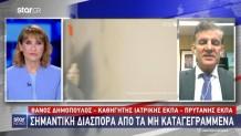 Θάνος Δημόπουλος καθηγητής Ιατρικής ΕΚΠΑ, πρύτανης ΕΚΠΑ