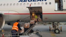 Το φορτίο που έφτασε από την Κίνα