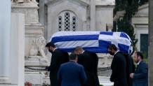 κηδεία Μανώλη Γλέζου