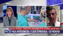 Λουκίδης στο Star: Ας είμαστε επιφυλακτικοί με το εμβόλιο BCG