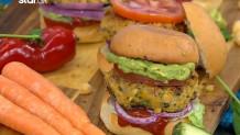 burger ρεβυθιού