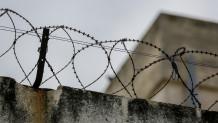 Συρματόπλεγμα - φυλακές Κορυδαλλού