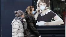 Γυναίκες με μάσκες