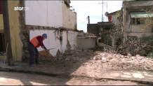 Κατέρρευσε σπίτι στη Θεσσαλονίκη