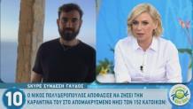 Νίκος Πολυδερόπουλος