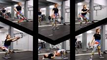 Δημήτρης Ορφανάκος - Ασκήσεις για γλουτούς και πόδια