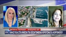 Άντζελα Γκερέκου στο Star