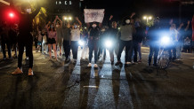 διαδηλώσεις Μινεάπολις