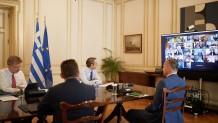 Μητσοτάκης στο υπουργικό συμβούλιο