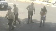 αστυνομικός έσωσε μωρό
