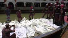 Πτώματα ναυάγιο Μπανγκλαντές
