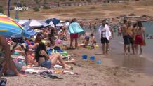 κορωνοϊός παραλίες