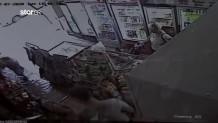 πλημμυρισμένο μαγαζί στη Γλυφάδα