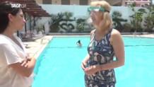 ιδιοκτήτρια ξενοδοχείου στη Ρόδο