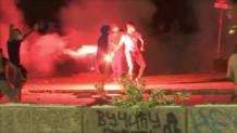 Βελιγράδι ταραχές