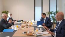 Στιμγιότυπο από τη συνάντηση