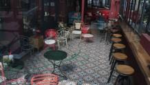 η καφετέρια στο Περιστέρι