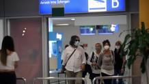 αεροδρόμιο - αίθουσα αφίξεων