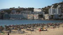 Παραλία στην Ισπανία