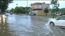 Πλημμύρες Λαγκαδάς