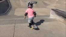Δίχρονος skateboarder