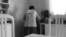 γιαγιά κουζίνα