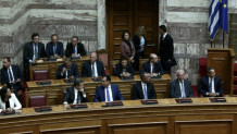 κυβέρνηση Μητσοτάκη στη Βουλή