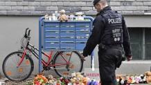 Γερμανία - αστυνομία - έγκλημα