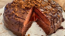 cake σοκολάτας