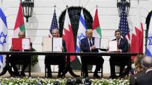 ΗΠΑ: Συμφωνίες Ισραήλ με Μπαχρέιν και Αραβικά Εμιράτα