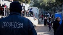 δομή φιλοξενίας προσφύγων και μεταναστών στο Βαθύ της Σάμου
