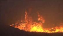 φωτιές Ουκρανία