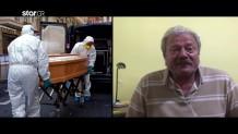 Έλληνας ομογενής στη Νέα Υόρκη - πρώην ασθενής με κορωνοϊό