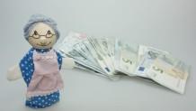 Γιαγιά και χρήματα