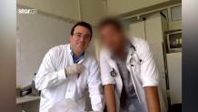 γιατρός με κορωνοϊό