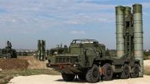 Ρωσικοί πύραυλοι S-400