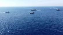 Ελληνικός στόλος Καστελόριζο
