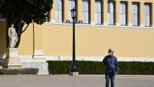 κορωνοϊός Αθήνα