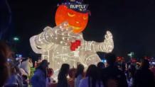 θεματικό πάρκο Halloween στην Κίνα