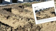 Σέρρες τάφοι και σχόλιο Αυγής