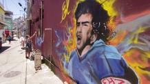 Μαραντόνα Γκράφιτι